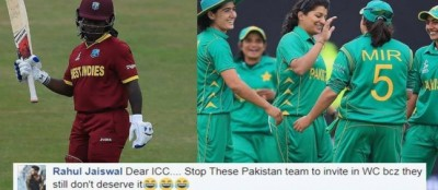 Amazing Reply Of ICC To An Indian Cricket Fan Who Insulted Pakistan Team