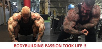 Bodybuilder Rich Piana Passed Away Due To Excessive Steroids
