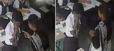 Class 3 Kid Beaten With Cruelty By This Teacher in Lucknow
