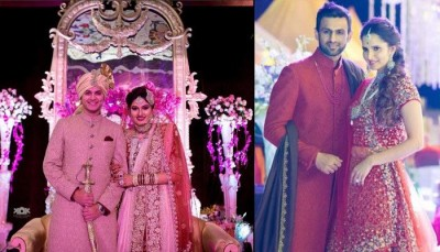 The Complete Wedding Story Of Tennis Star Sania Mirza Sister, Anam Mirza
