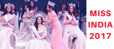 A Glimpse of Haryana Girl 'Manushi Chhillar' Who Won The Title of Miss India 2017