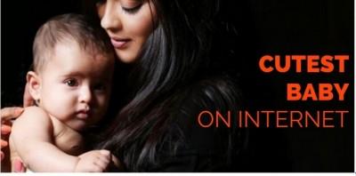 Aww! Baby Reyansh Is Looking Damn Cute Than His Mom Shweta Tiwari
