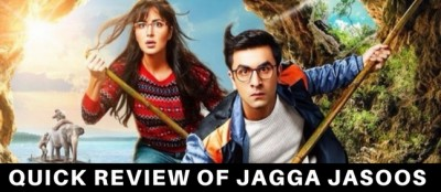 Check Out Now: Quick Review of Jagga Jasoos!