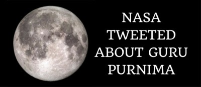 Here's What NASA Tweeted About Guru Purnima!