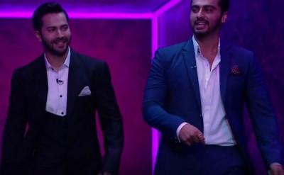 Koffee With Karan 5: Varun Dhawan, Arjun Kapoor Reveal Each Other Secrets