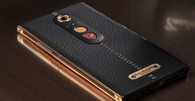 Lamborghini Just Launched A Smartphone Priced At Rs.1.57 Lakh!