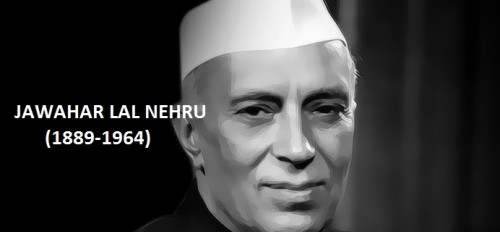 Contest Article 6: Jawahar Lal Nehru (1889-1964)