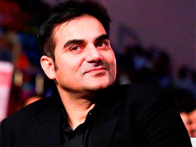 Arbaaz Khan hooked on a new affair!