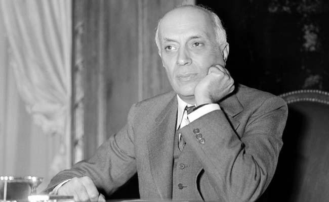 Contest Article 6: Jawahar Lal Nehru (1889-1964)