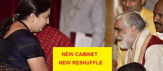 Welcome These 9 New Ministers In The Cabinet